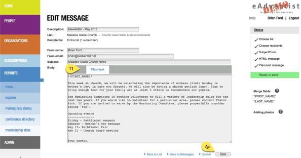 Plain_Text_Message